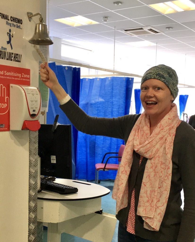 last day of chemo ring the bell