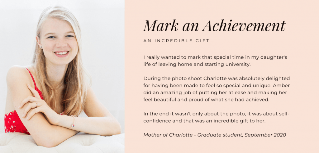 Review for Senior photographer Amber Roberts Geneva and Vaud